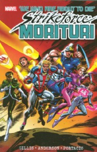 Strikeforce: Morituri 1986 - 1989 #1