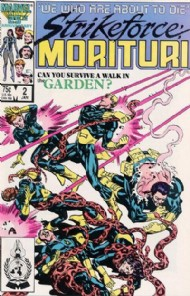 Strikeforce: Morituri 1986 - 1989 #2