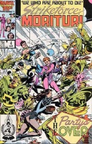Strikeforce: Morituri 1986 - 1989 #4