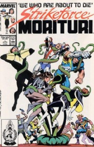 Strikeforce: Morituri 1986 - 1989 #5