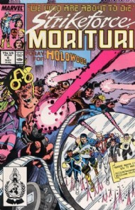 Strikeforce: Morituri 1986 - 1989 #6