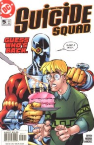 Suicide Squad (2nd Series) 2001 - 2002 #5