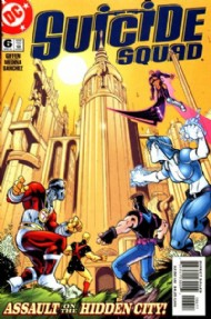 Suicide Squad (2nd Series) 2001 - 2002 #6