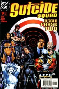 Suicide Squad (2nd Series) 2001 - 2002 #9