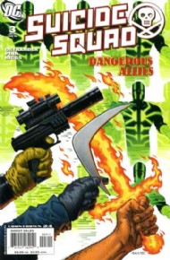Suicide Squad (3rd Series) 2007 - 2008 #3