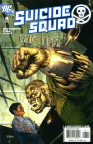 Suicide Squad (3rd Series) 2007 - 2008 #4