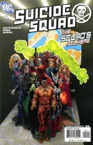 Suicide Squad (3rd Series) 2007 - 2008 #5