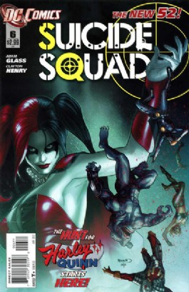 Suicide Squad (4th Series) #6