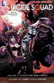 Suicide Squad (4th Series): Discipline and Punish 2014 #4