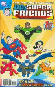 Super Friends 2001 #1