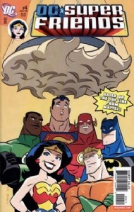 Super Friends 2001 #4