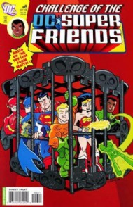 Super Friends 2001 #6