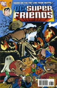 Super Friends 2001 #8