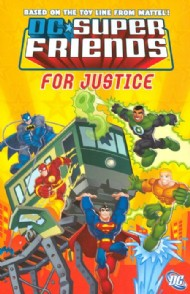 Super Friends: for Justice 2009 #1