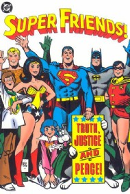 Super Friends: Truth, Justice and Peace 2003