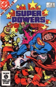 Super Powers (1st Series) 1984 #2