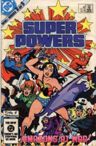 Super Powers (1st Series) 1984 #3