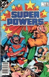 Super Powers (1st Series) 1984 #4