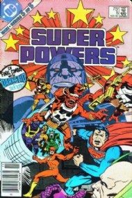 Super Powers (1st Series) 1984 #5