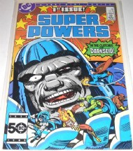 Super Powers (2nd Series) 1985 - 1986 #1