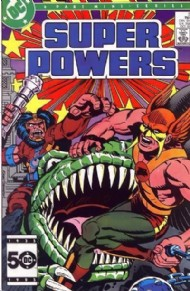 Super Powers (2nd Series) 1985 - 1986 #2