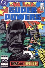 Super Powers (2nd Series) 1985 - 1986 #3