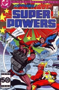 Super Powers (2nd Series) 1985 - 1986 #4