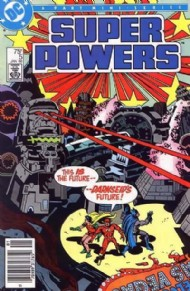 Super Powers (2nd Series) 1985 - 1986 #5