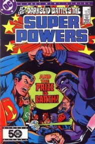 Super Powers (2nd Series) 1985 - 1986 #6
