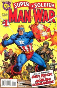 Super Soldier: Man of War 1997 #1