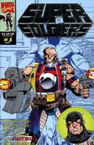 Super Soldiers 1993 #1