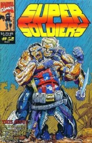 Super Soldiers 1993 #2
