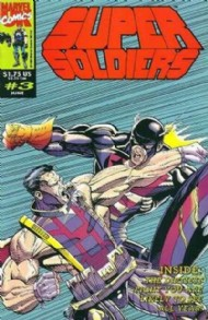 Super Soldiers 1993 #3
