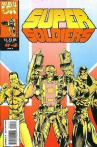 Super Soldiers 1993 #4