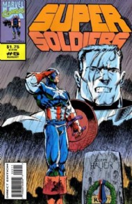 Super Soldiers 1993 #5