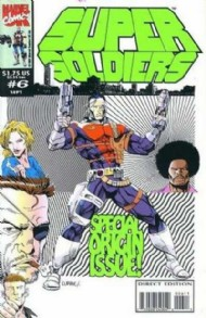Super Soldiers 1993 #6