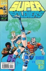 Super Soldiers 1993 #7