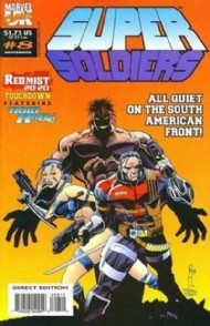 Super Soldiers 1993 #8