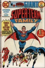 Super-Team Family 1975 - 1978 #1