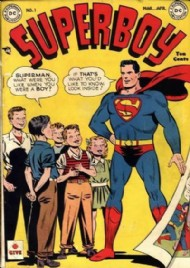 Superboy (1st Series) 1949 - 1979 #1