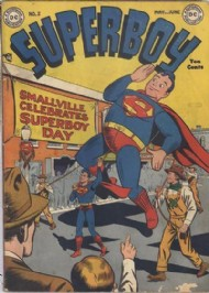 Superboy (1st Series) 1949 - 1979 #2