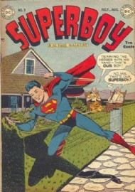 Superboy (1st Series) 1949 - 1979 #3
