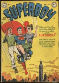 Superboy (1st Series) 1949 - 1979 #4