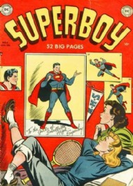 Superboy (1st Series) 1949 - 1979 #6