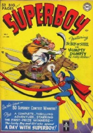 Superboy (1st Series) 1949 - 1979 #7