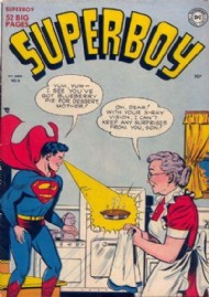 Superboy (1st Series) 1949 - 1979 #8