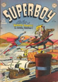 Superboy (1st Series) 1949 - 1979 #9