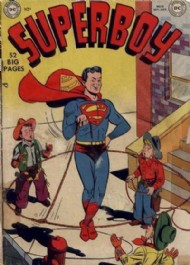 Superboy (1st Series) 1949 - 1979 #10