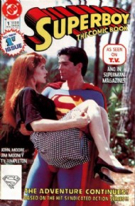 Superboy (2nd Series) 1990 - 1992 #1