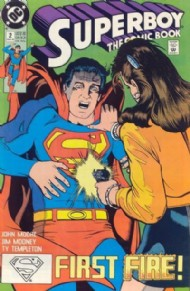 Superboy (2nd Series) 1990 - 1992 #2